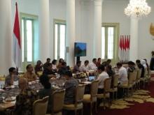 Jokowi Tagih Persiapan Konferensi Laut Dunia