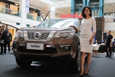 Nissan Terra Resmi Dibanderol Mulai Rp464 Juta