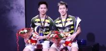 Juara Denmark Open 2018, Marcus/Kevin Tebus Kegagalan Tahun Lalu