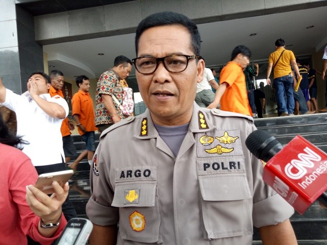 Kabid Humas Polda Metro Jaya Kombes Argo Yuwono--Medcom.id/Siti Yona Hukmana.