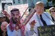Trump Diminta Usir Dubes Arab Saudi