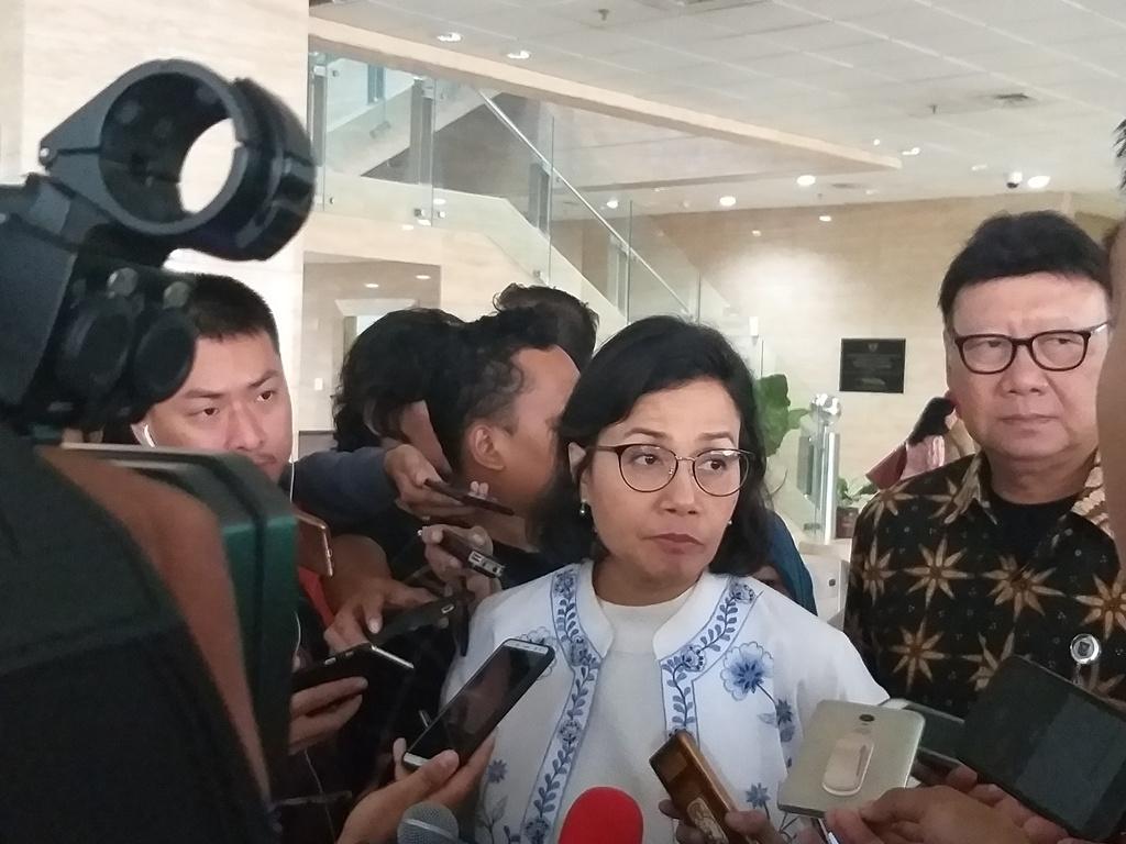 Menteri Keuangan Sri Mulyani Indrawati (Foto: Medcom.id/Eko Nordiansyah)