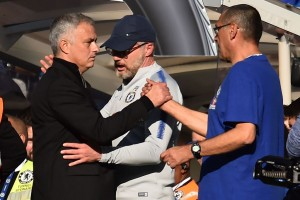 Sarri: Insiden dengan Mourinho, Kami yang Salah
