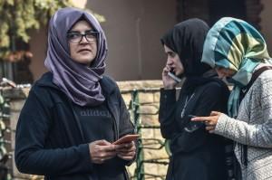 Turki Beri Perlindungan kepada Tunangan Jamal Khashoggi