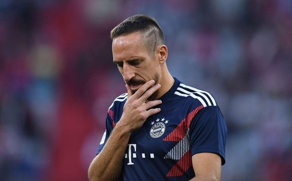 Franck Ribery (Foto AFP/CHRISTOF STACHE)