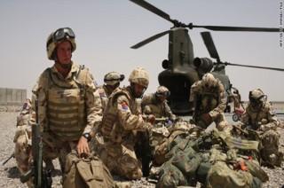 Inggris Selidiki Tingkat Bunuh Diri Veteran Perang
