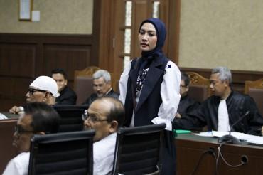 Steffy Beberkan Hubungannya dengan Gubernur Aceh