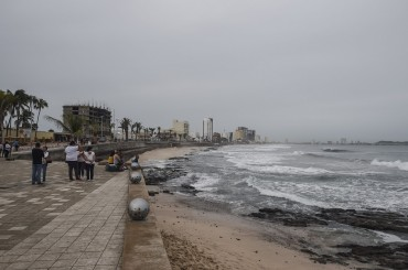 Menuju Meksiko, Badai Willa Diprediksi Sangat Berbahaya