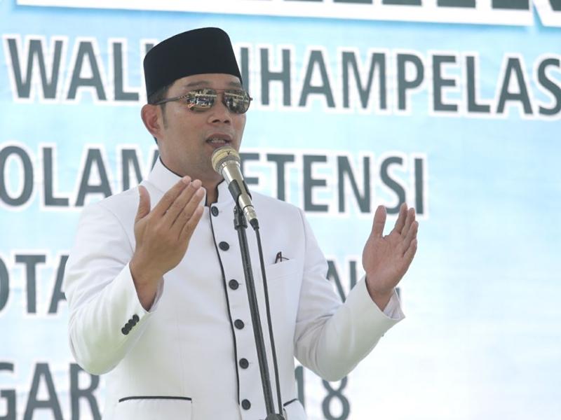 Gubernur Jawa Barat Ridwan Kamil. Medcom.id/P. Aditya Prakasa