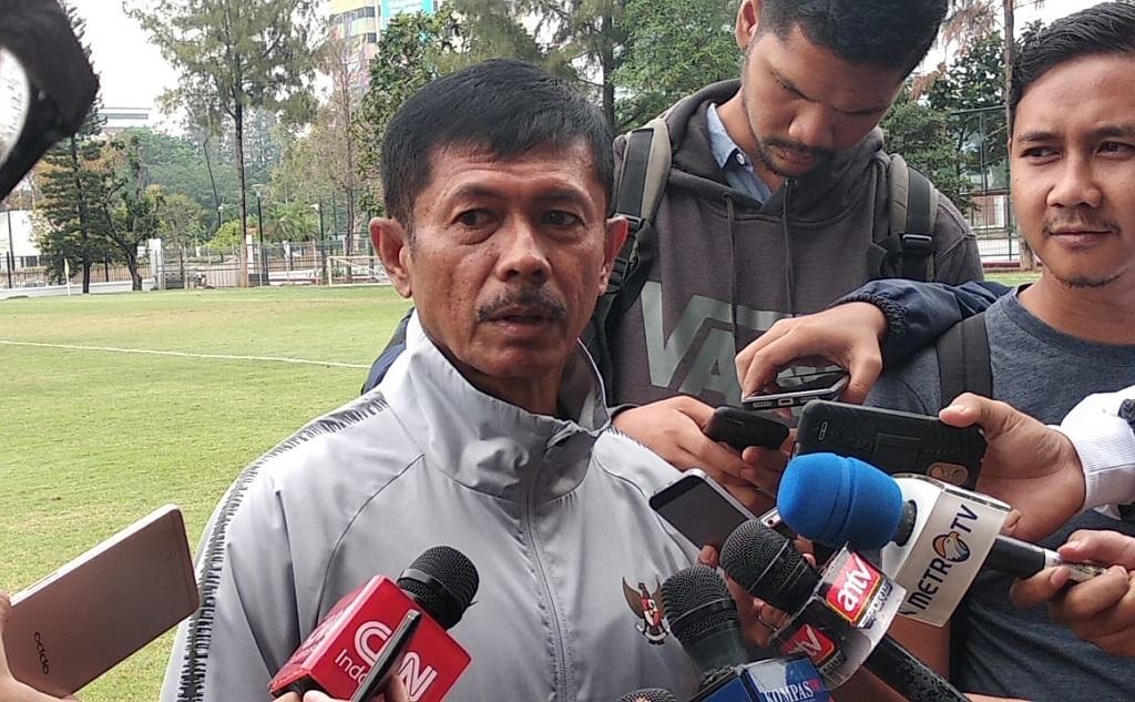 Pelatih Timnas Indonesia U-19 Indra Sjafri (Medcom.id/Rendy Renuki H)