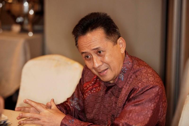 Kepala Bekraf Indonesia Triawan Munaf (MI/ROMMY PUJIANTO)