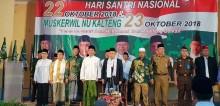 Santri Wajib Cegah Konflik di Indonesia