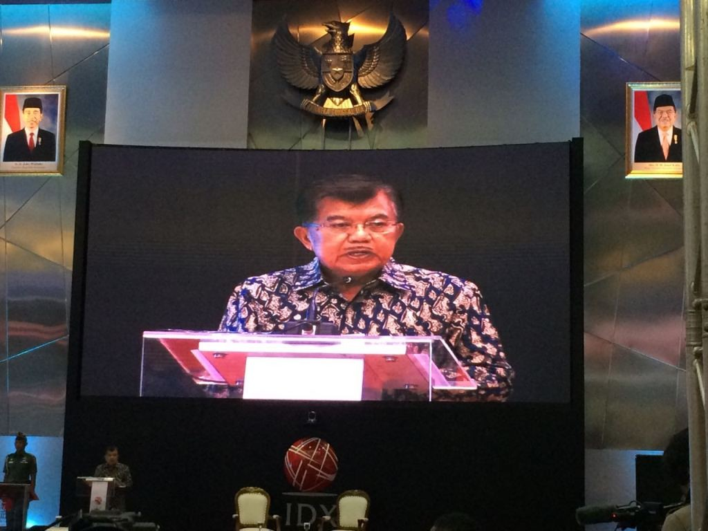 Wakil Presiden Jusuf Kalla. (FOTO: Medcom.id/Dheri Agriesta)