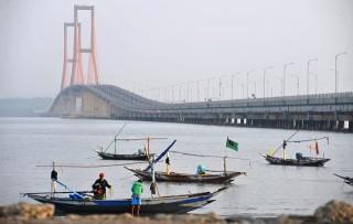 Terpanjang di Indonesia, Jembatan Suramadu Konstruksinya Tahan Gempa