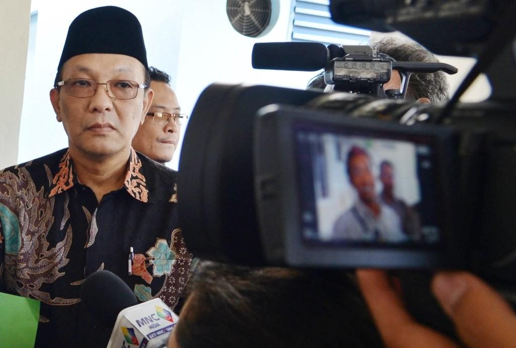 Anggota DPD RI Dailami Firdaus (Foto:MI/M Irfan)