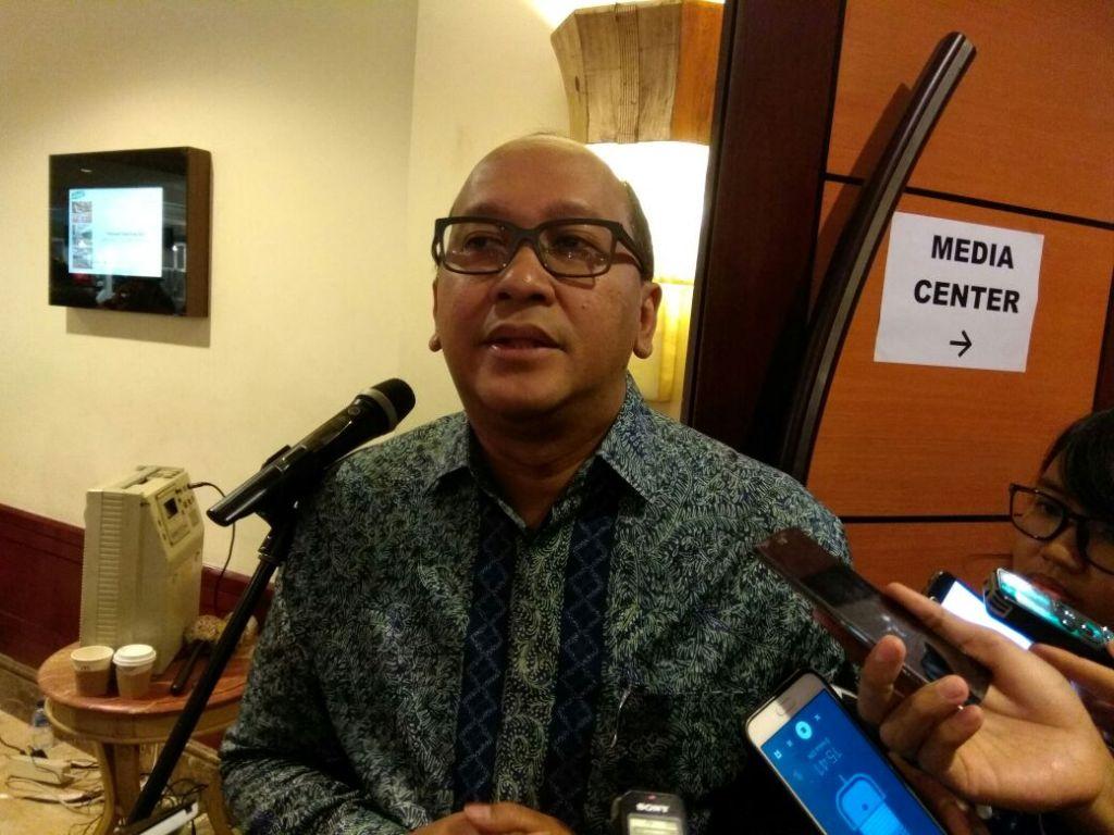 Ketua Umum Kamar Dagang dan Industri (Kadin) Indonesia Rosan Perkasa Roeslani. (FOTO: Medcom.id/Annisa Ayu)