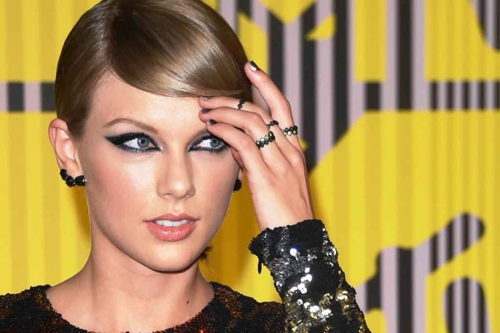 Taylor Swift (Foto:AFP/Mark Ralston)