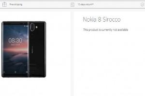 HMD Setop Produksi Nokia 8 Sirocco?