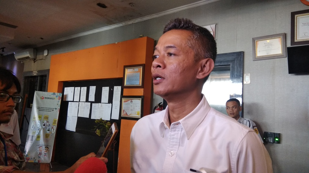 Komisioner KPU Wahyu Setiawan - Medcom.id/Fachri Audhia Hafiez.