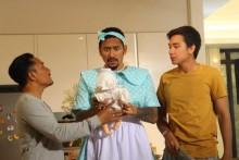 Tora Sudiro Berharap Film 3 Dara 2 Raih Respons Positif