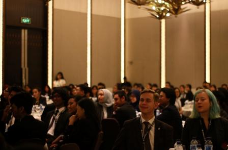 UGM Gelar Konferensi JoinMun 2018. (Foto: Dok. UGM)