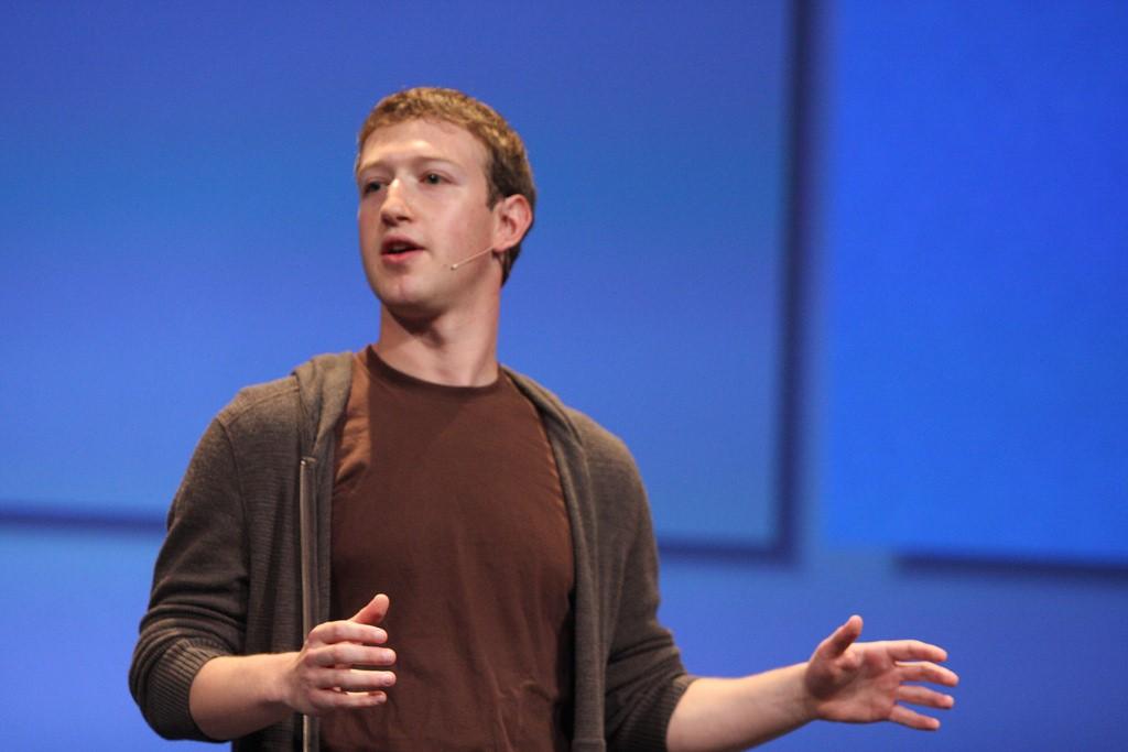 Mark Zuckerberg (Foto:Dok)