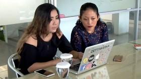 Dua Perempuan Menguak 'Takdir' Teknologi