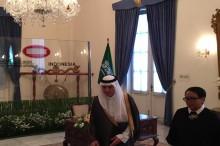RI-Arab Saudi Upayakan Kelanjutan Proyek yang Tertunda
