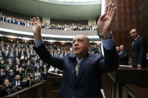 Erdogan: Kamera di Konsulat Saudi Sengaja Dimatikan