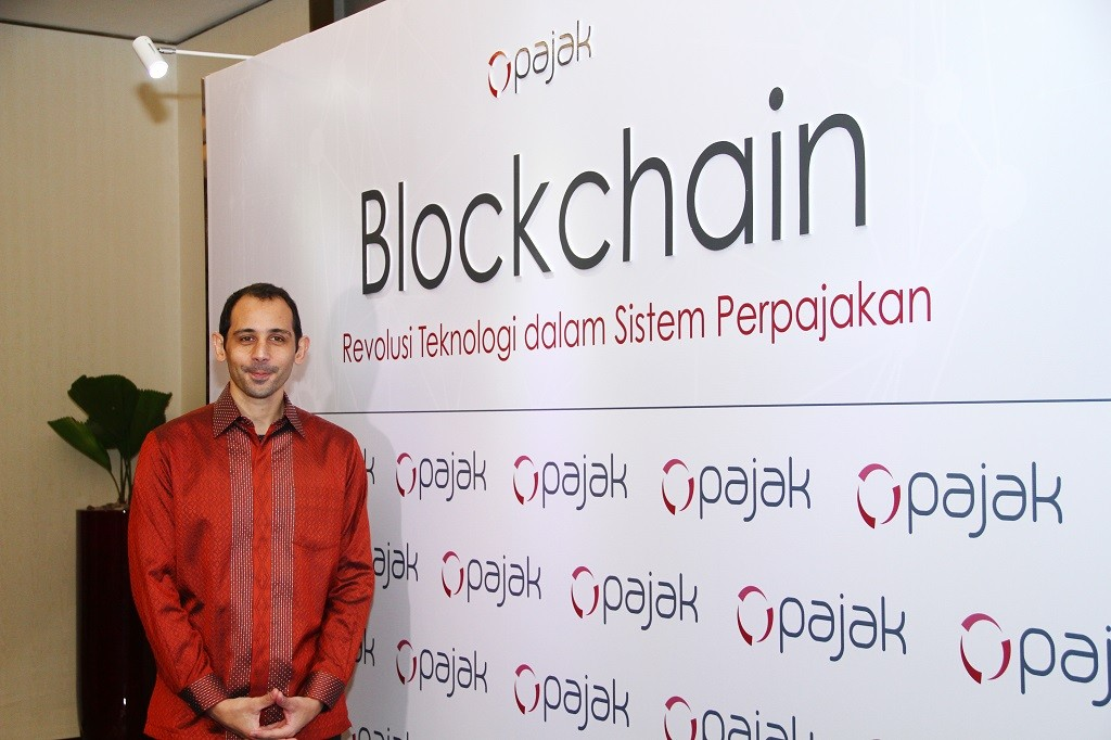 CEO & Founder OnlinePajak Charles Guinot