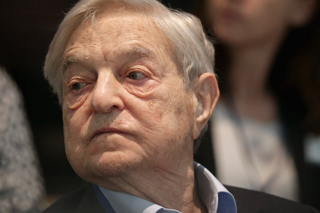 Filantrop George Soros. (Foto: AFP/Getty/CHIP SOMODEVILLA)