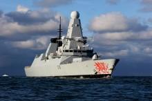 Kapal Inggris dan Iran Bersitegang di Teluk Persia