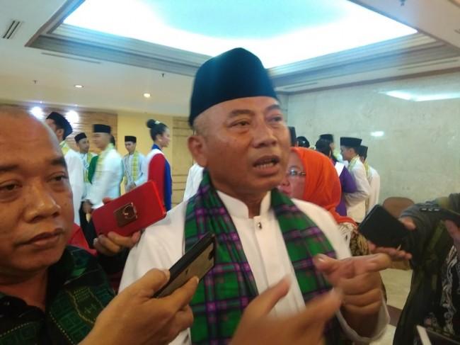 Wali Kota Bekasi, Rahmat Effendi. Foto: Medcom.id/Antonio.