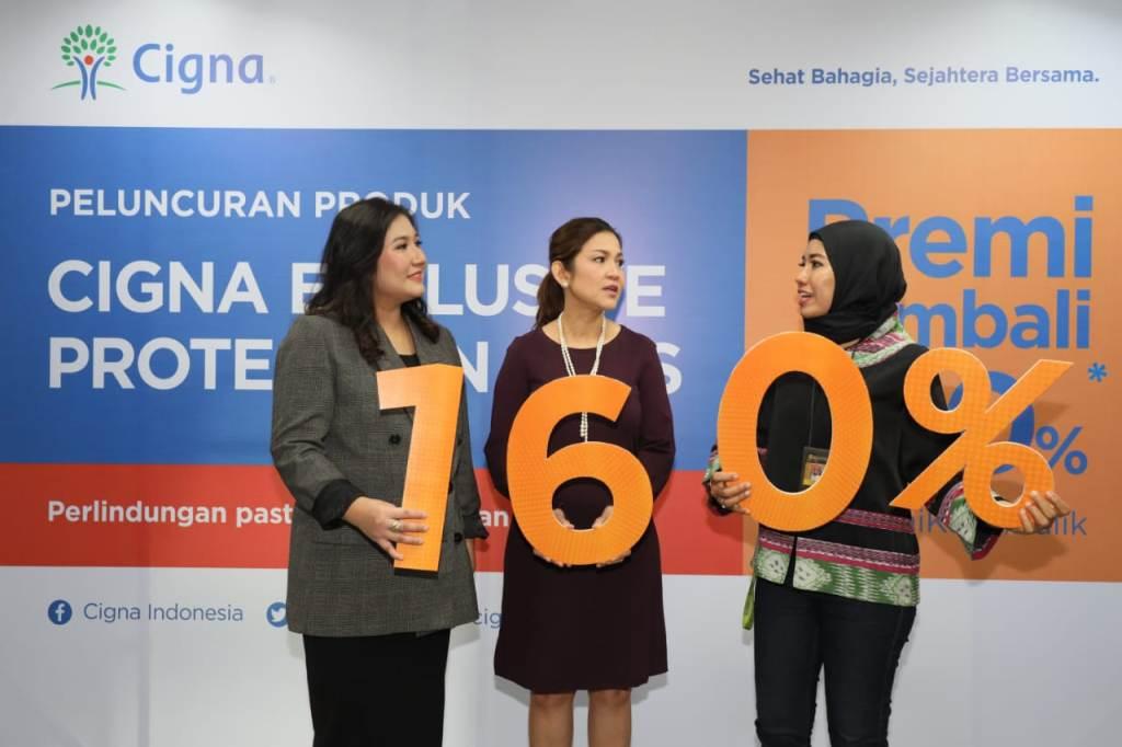 Presiden Direktur Cigna Indonesia Herlin Sutanto. (FOTO: dok Cigna Indonesia)
