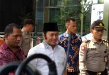 KPK Perpanjang Penahanan Zainudin Hasan