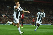 Babak 1: Manchester United Tertinggal karena Gol Dybala