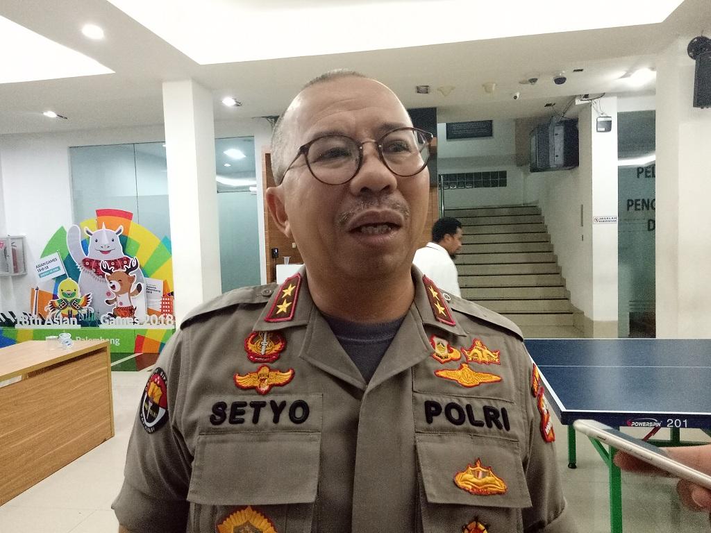 Kadiv Humas Mabes Polri Irjen Pol Setyo Wasisto?. Foto: Siti Yona Hukmana/Medcom.id