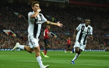 Fakta Menarik di Balik Kemenangan Juventus atas MU