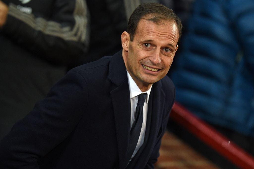 Allenatore Juventus, Massimiliano Allegri (AFP/Oli Scarff)