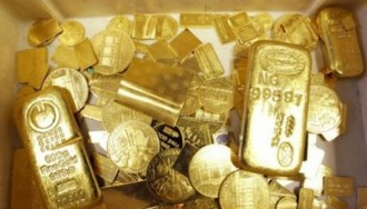 Emas Dunia Injak Popularitas Dolar Amerika Serikat
