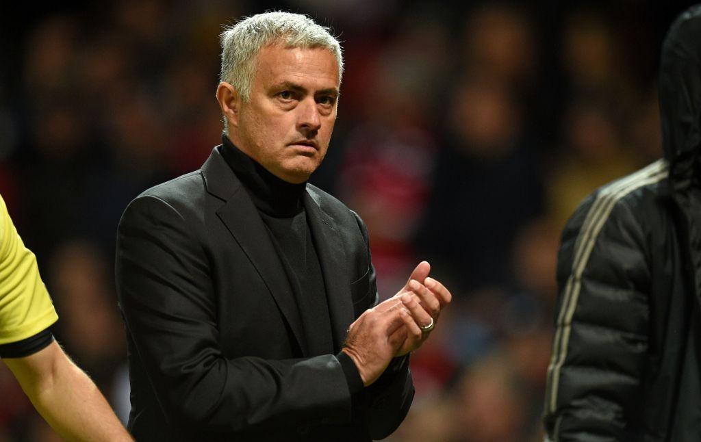 Jose Mourinho (Foto: AFP/Oli Scarff)