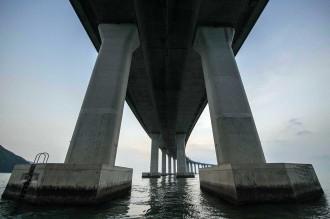 Jembatan Terpanjang di Dunia Resmi Dibuka