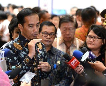 Presiden Joko Widodo. Foto: Biro Setpres