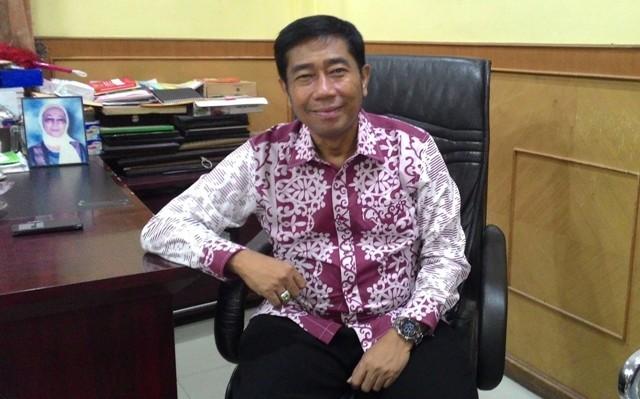 Abraham Lunggana. Foto: Medcom.id/Nur Azizah.