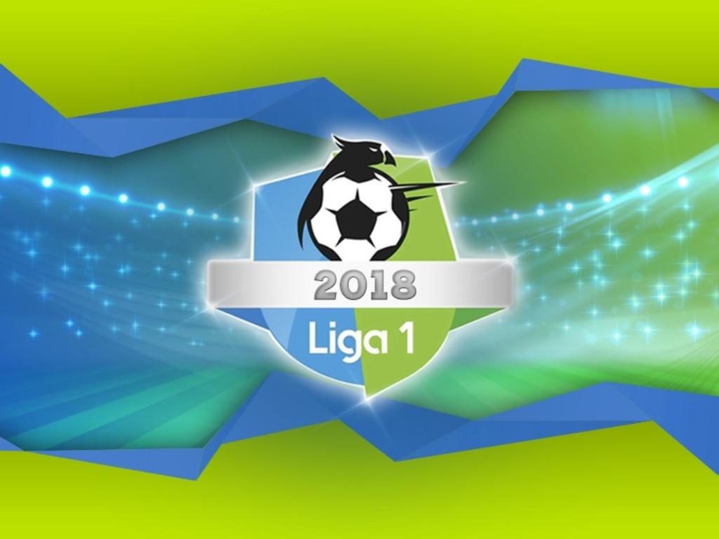 Logo Liga 1 2018 (Medcom.id)