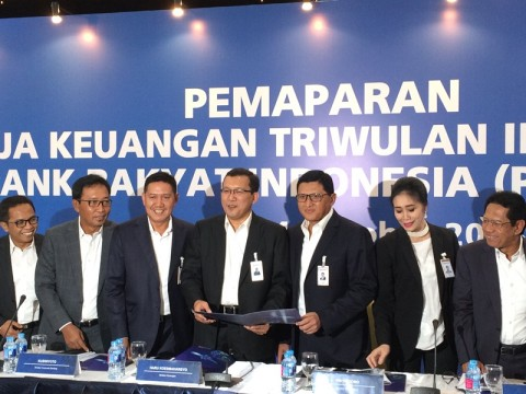 BRI Raup Laba Bersih Rp23,5 Triliun