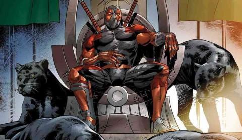 Deadpool akan Jadi Black Panther Berikutnya?