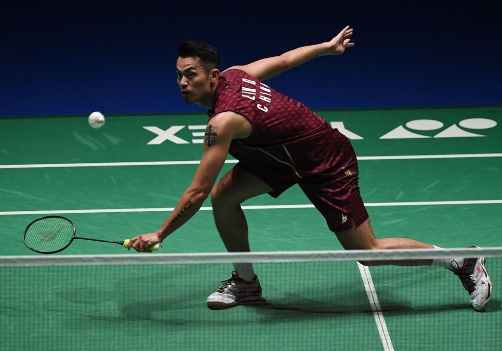 Lin Dan. (Foto: AFP/Toshifumi Kitamura)