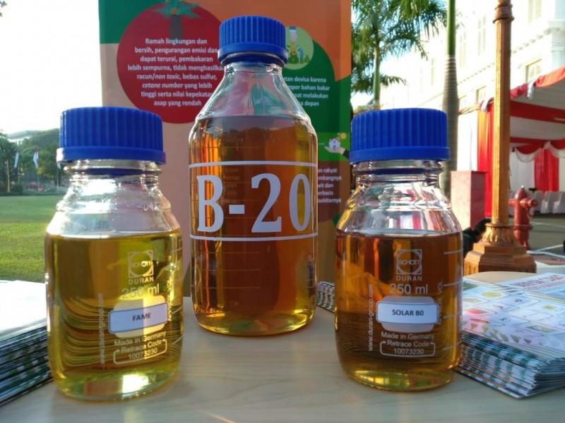 UD Trucks akali filter BBM dan tangki untuk penggunaan biodiesel B20. Dok medcom.id