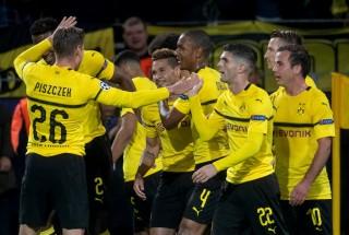 Borussia Dortmund Menang Besar atas Atletico Madrid